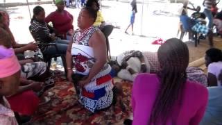 Tsonga Traditinal Dance 11 (Closing Ceremony)