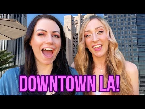 Best Things to do in Los Angeles – Top Attractions Downtown (FUNNY!)