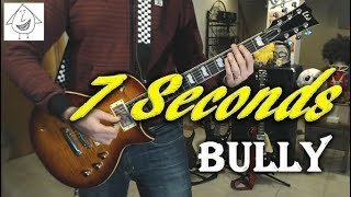 7 Seconds - Bully - Guitar Cover (Tab in description!)