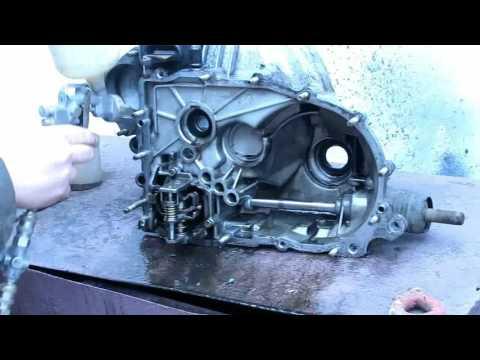 Лада Калина ремонт коробки передач