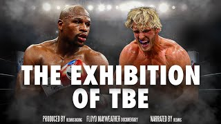 """The Exhibition of Floyd Mayweather """"TBE"""" (FILM-DOCUMENTARY PART 5)"""