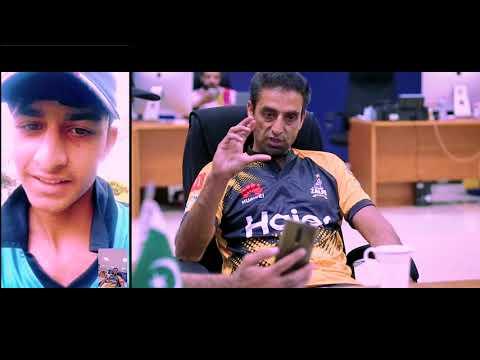 MG Presents Zalmi Camp | Muhammad Akram, Kamran Akmal | Videos Review