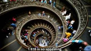1.618 Phi, The Golden Ratio, God Creator of Heaven and Earth
