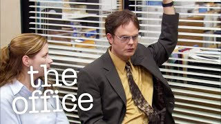 Dwight's Concussion  - The Office US