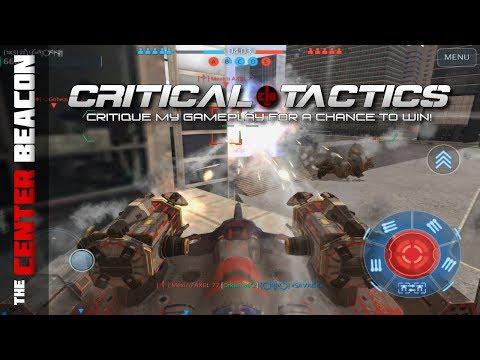 War Robots | Critical Tactics Episode 6 - Bad Game on Shenzhen!