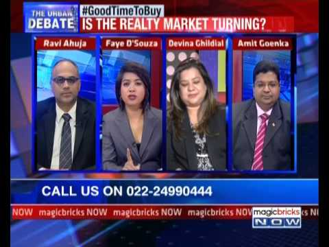 14 Dec 2015 - The Urban Debate – Is the Realty market turning?