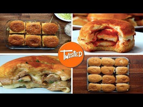 Tasty Sliders 12 Ways