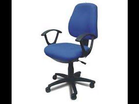 Tip para arreglar tus sillas de la oficina