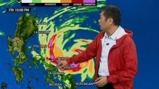 24 Oras: Weather advisory
