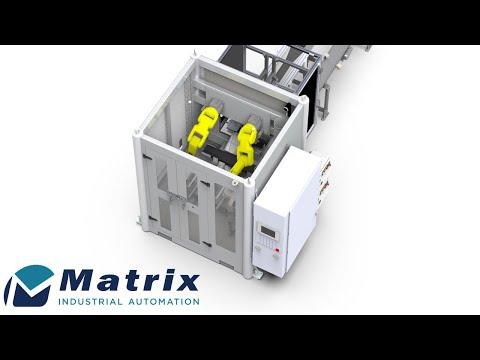 Robotic Deburring System II
