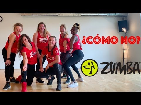 Como No - Akon & Becky G.  // Zumba® Fitness Choreo by Ronja Pöhls