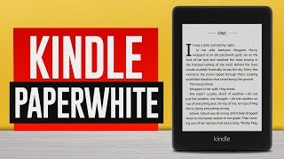 Kindle Paperwhite 2020 - REVIEW