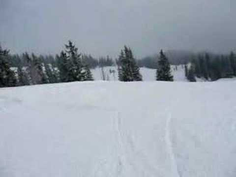 Snowboarders, Riezlern,