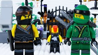 LEGO Ninjago Sons of Garmadon STOP MOTION Episode 2: Mask of Hatred | LEGO Ninjago | By LEGO Worlds