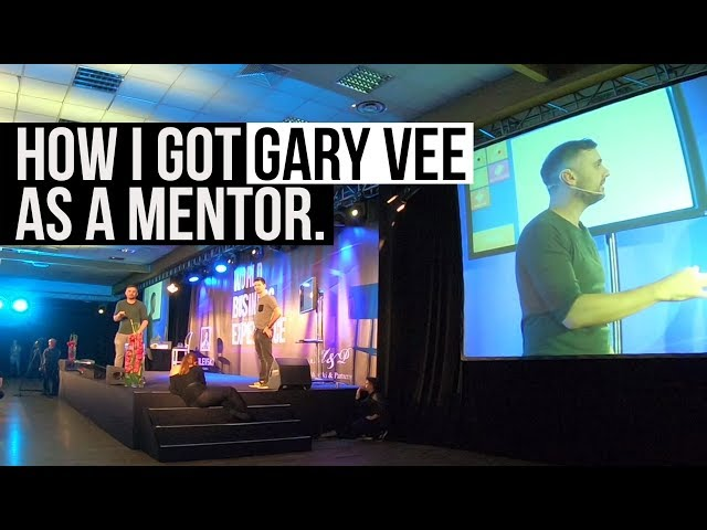 INSP.EAT w/ Gary Vaynerchuk: How I got Gary Vaynerchuk as a mentor. And started executing right away