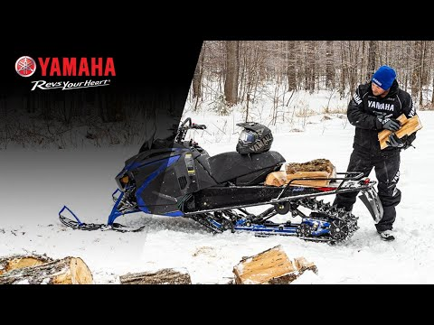 2021 Yamaha Transporter Lite in Saint Helen, Michigan - Video 1