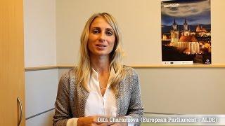 Dita Charanzova - European Parliament - ALDE