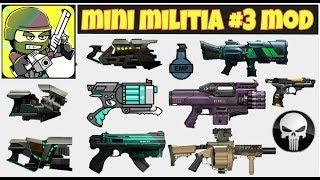 mini militia machine gun hack apk download