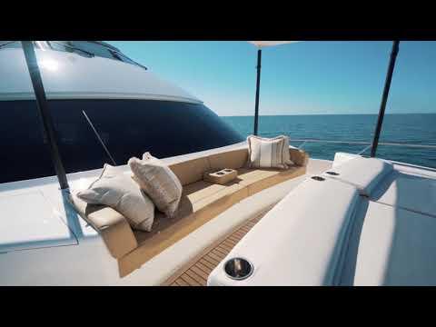 Viking 75 Motor Yacht video