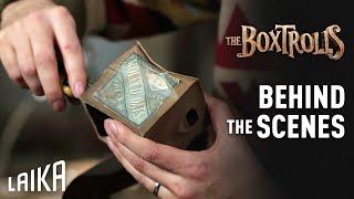 LAIKA | The Boxtrolls | Inside the Box