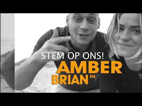 Stem Amber en Brian naar Australië!