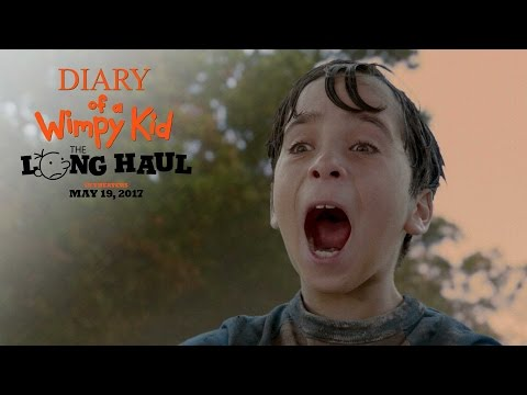 Diary of a Wimpy Kid: The Long Haul (TV Spot 'Just Enjoy the Ride')