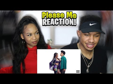 Cardi B & Bruno Mars - Please Me (Official Audio) Reaction Video