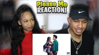 Cardi B & Bruno Mars   Please Me (Official Audio) Reaction Video