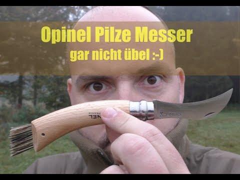 Was kann das Opinel Pilzmesser?