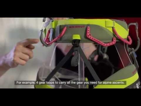 Edelrid Klettergurt Jay Test : Mammut climbing gear togir klettergurt harness deutsch