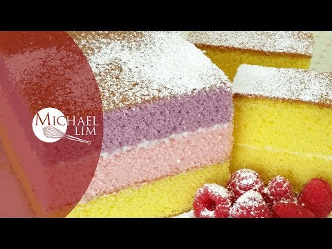 Belmerlion Sponge Cake / New Sponge Recipe