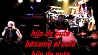 Accept - Son Of A Bitch (subtitulada al español)