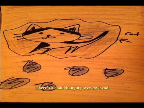 Cat in a RainCloud - Vocaloid Oliver Original