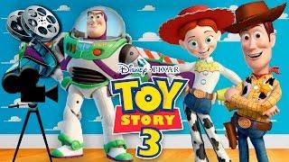 Toy Story 3 ESPAÑOL PELICULA COMPLETA Del Juego Amigo Fiel JessieBuzzWoody  Juegos De Pelicula
