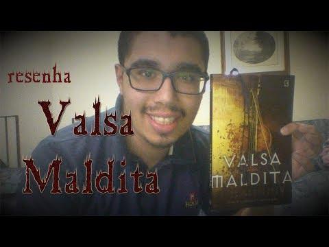 VALSA MALDITA (RESENHA) - TESS GERRITSEN | SUSPENSE PSICOLÓGICO