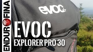 Plecak EVOC Explorer 30 (check)