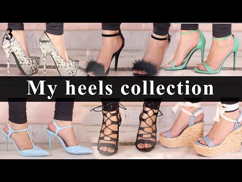My Heels collection 2019 | #31dayswithvee | part 3