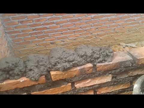 Video Cara Cepat Memasang Batu Bata Manual