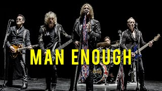"DEF LEPPARD ""Man Enough"" (official video)"