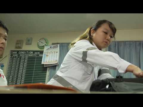 Fanny Ng, Marine Surveyor