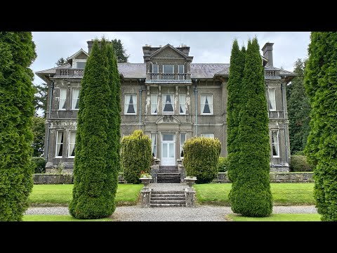 Clonalis House   Ancestral Home of the O  39 Conor Irish Royal Dynasty