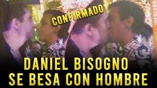 CONFIRMADO/ Video de Daniel Bisogno BESANDO a un hombre en publico