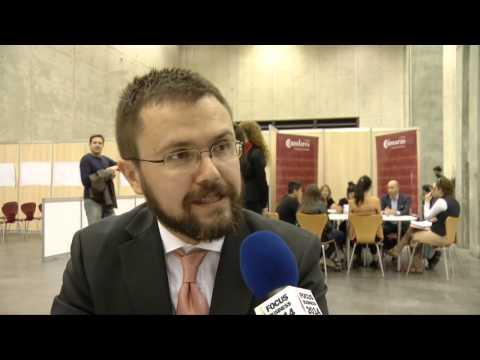 Entrevista a Pau Ferrando en el #DPECV2014