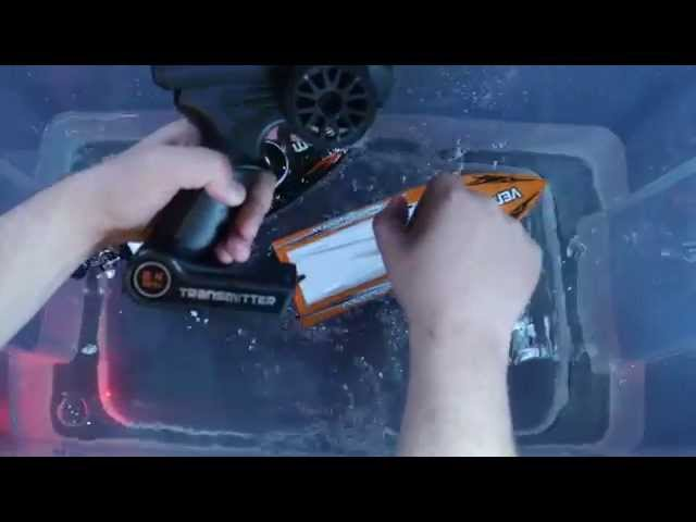 udiR/C Power Venom Boat (UDI001) - Review and Test Drive!