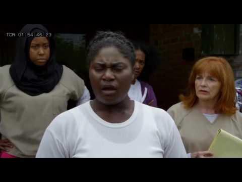 Tasha speech- Orange is The New Black (5 season- 5 episode)