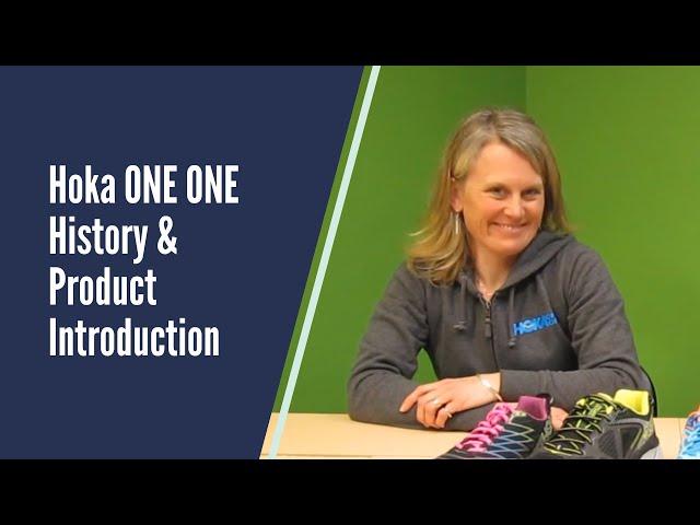 Hoka ONE ONE - History & Product Introduction