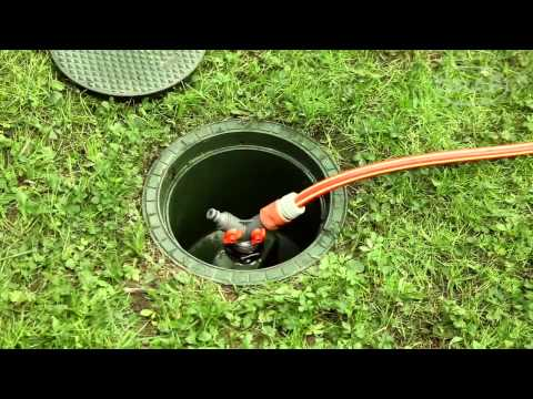 How do I access water for my garden?