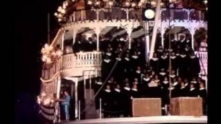 """Dixieland """"When The Saints Go Marching In"""" at Disneyland 1962"""
