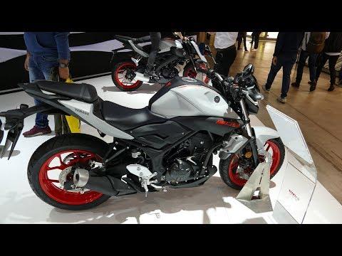 2019 Yamaha MT 03