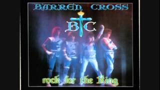 barren cross rock for the king